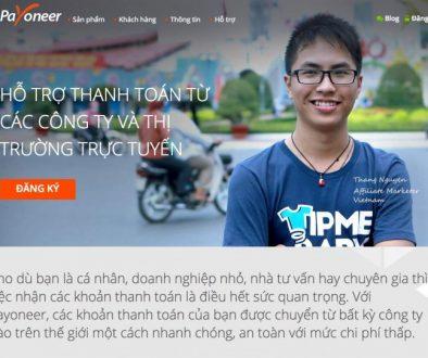 Payoneer tieng Viet