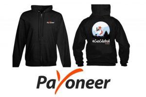 Qua tang Payoneer